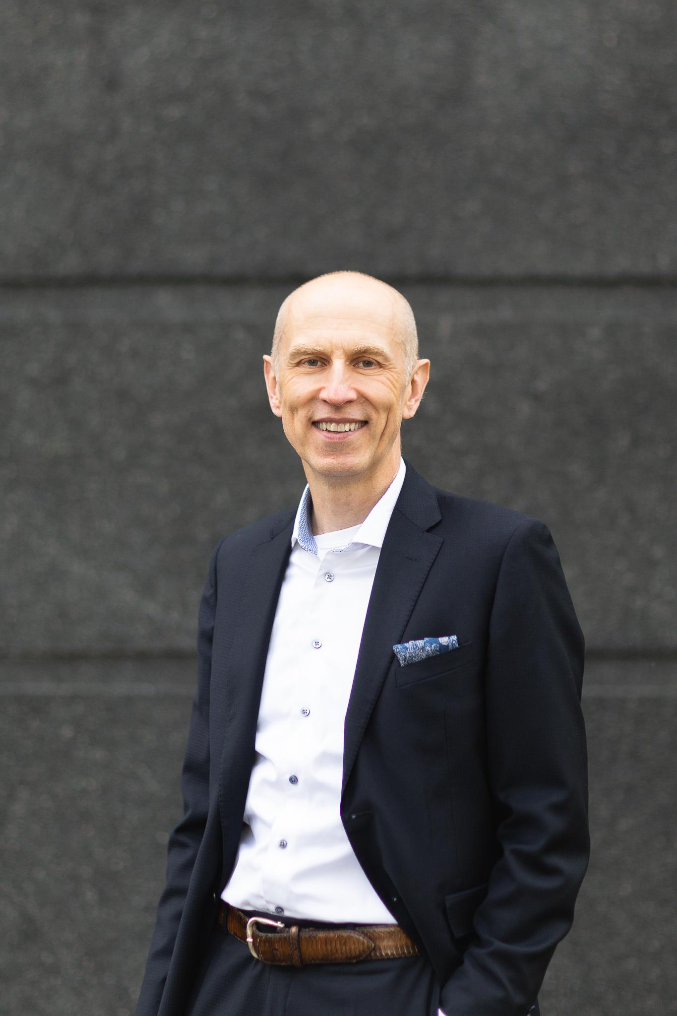 Toimitusjohtaja Tuomo Kantola
